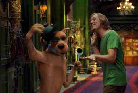Scooby Doo, Dog, Matthew Lillard, CGI Animals
