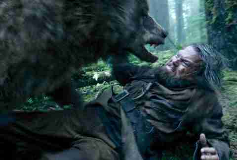 The Revenant, CGI Animals, Bear