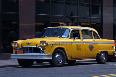 Could Tesla be the next Checker Cab?