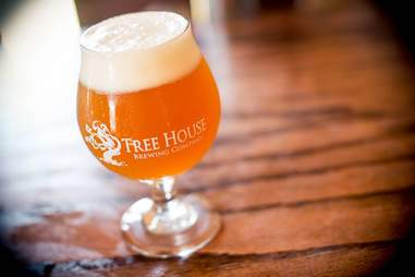 Tree House Brewing Co. beer