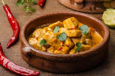 chili curry chicken masala