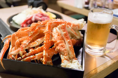 Alaskan King Crab, Every State's Greatest Culinary Gift to America
