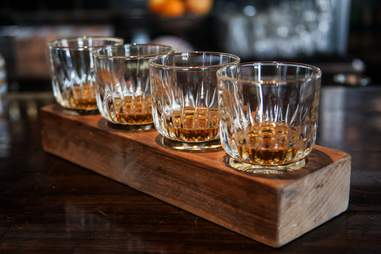 Bourbon flight, Every State's Greatest Culinary Gift to America