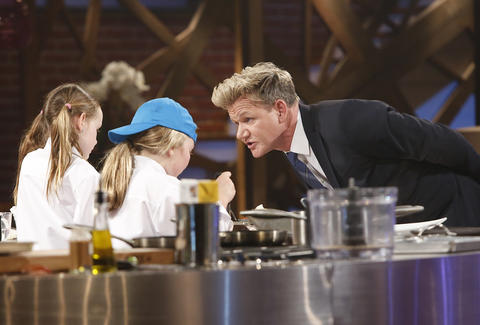 gordon ramsay on screen meltdowns