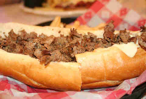 Philly Cheesesteak, Every State's Greatest Culinary Gift to America