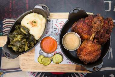 red rooster harlem fried chicken