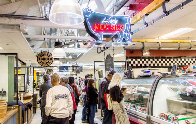 Everything You Need to Know Before Walking Into Liberty Public Market