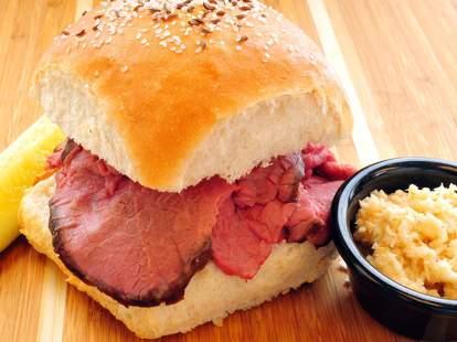 CHARLIE THE BUTCHER'S RESTAURANTS sandwich meat thrillist