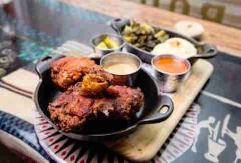 Red Rooster fried chicken harlem thrillist