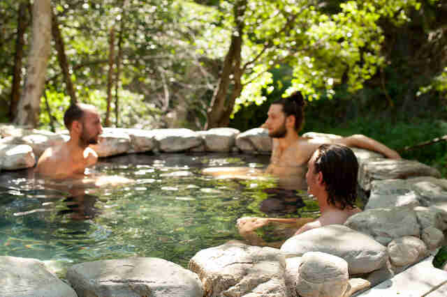 Hot springs california nudist