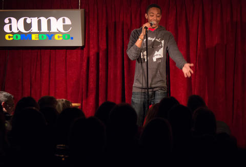 Earl Elliot at Acme Comedy Co