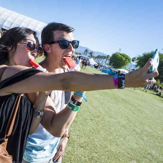 The People of Coachella 2016... as Seen Through Instagram