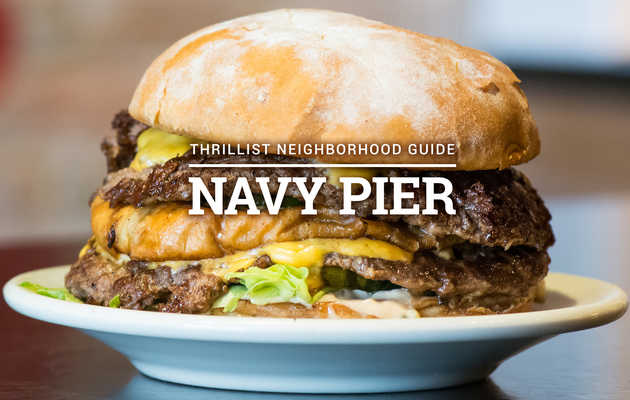 12 Restaurants Near Navy Pier That Don't Suck