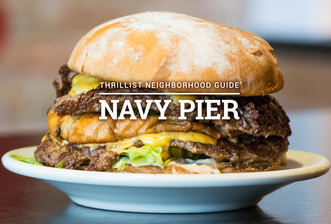 Best Navy Pier Restaurants The 12 Coolest Places To Eat Thrillist