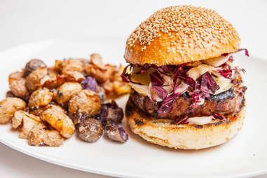 All'onda, All'onda burger
