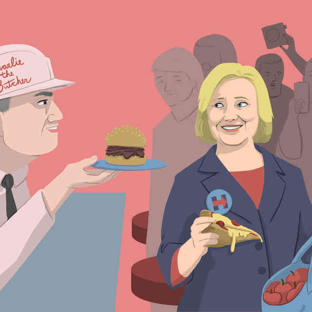 Hillary Clinton\'s Favorite Food & Drink in NY State, According to HRC Herself