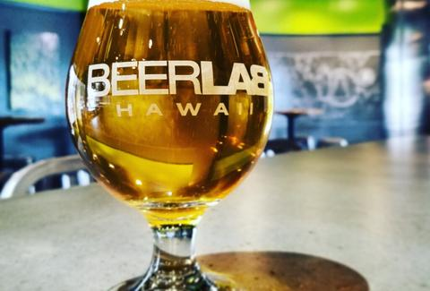 BEER LAB HI light brew glass thrillist