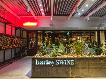 Inside Barley Swine