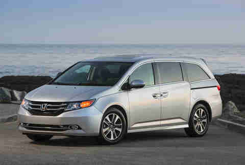 The Honda Odyssey Is Reasonably Efficient