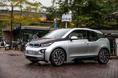 The BMW i3 is the most efficient vehicle you can buy