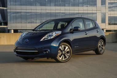The Nissan Leaf retains impressive efficiency