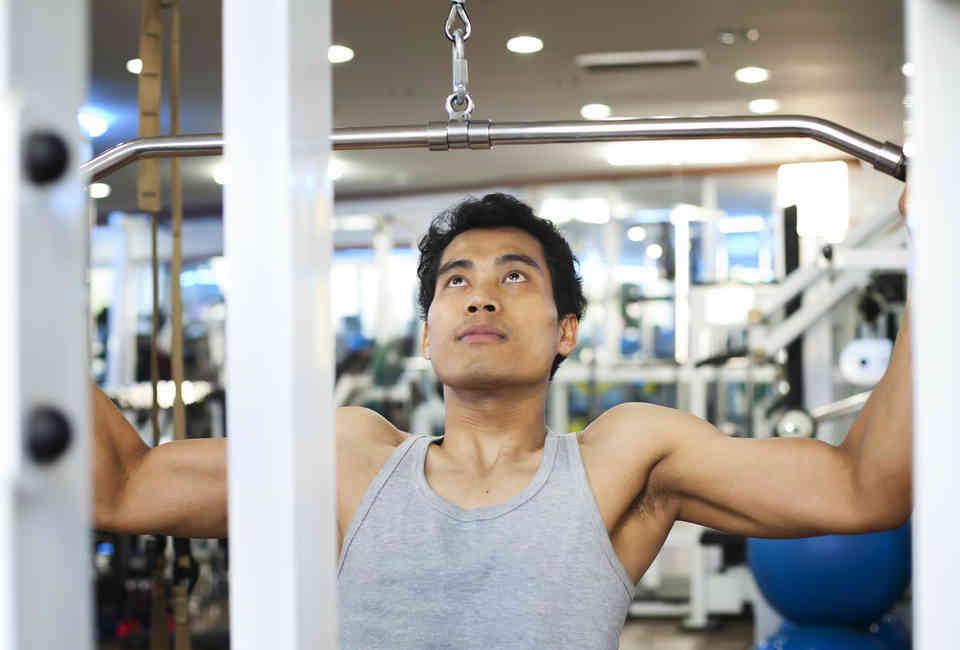 How to Do a Pull-Up - Thrillist