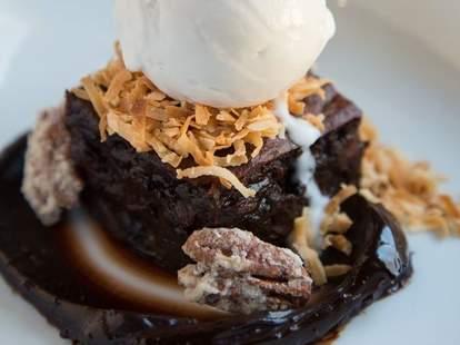 Dessert at Nightcap