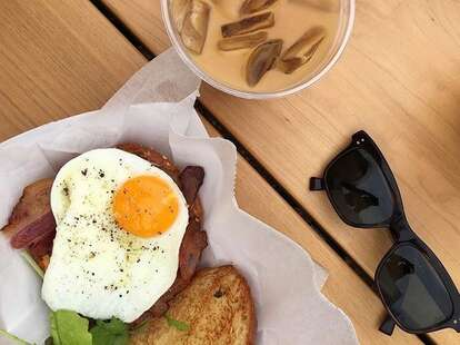 Eggs at Paperboy
