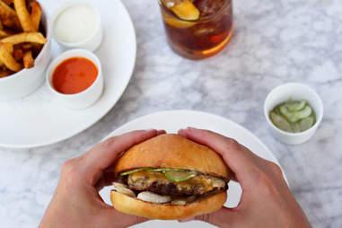 Launderette austin best burger