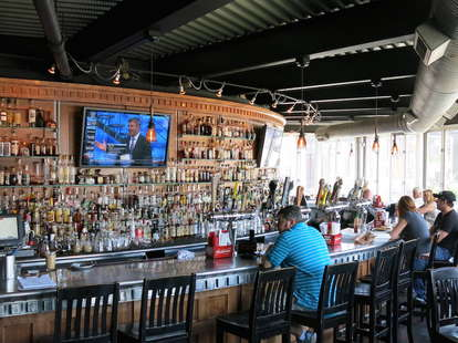 Twisted Spoke interior bar chicago thrillist