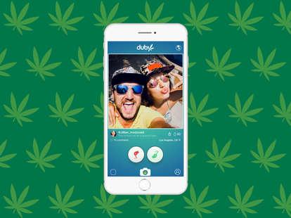 Duby marijuana app