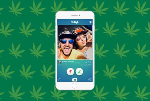 Free hookup sites for weed smokers
