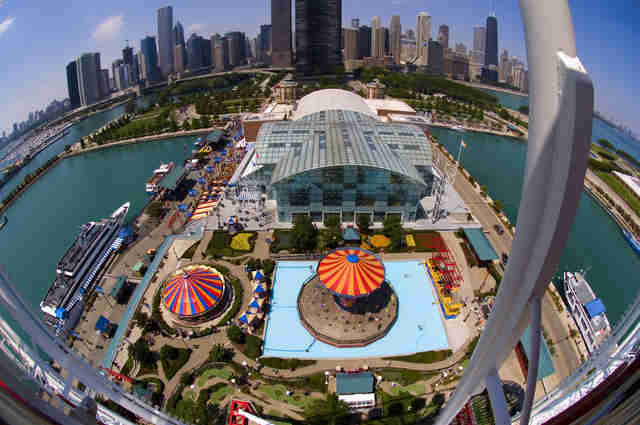 navy pier chicago