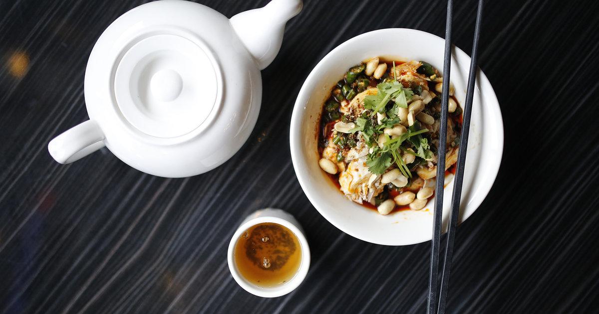 sze chuan cuisine a chicago il restaurant
