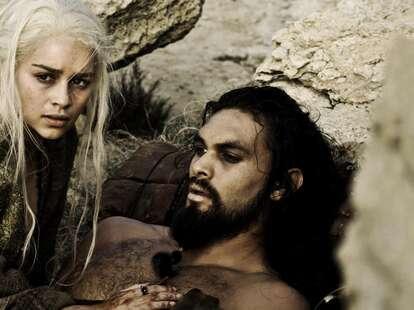 Drogo, Death, Game of Thrones