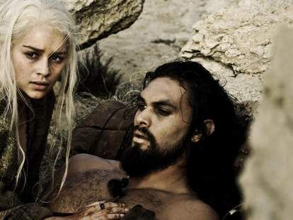 Drogo, Death, Game of Thrones