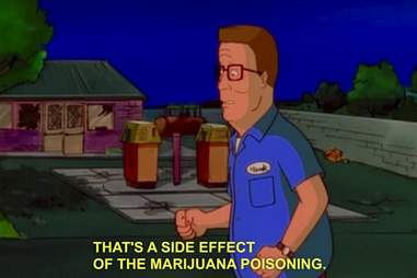 King of the Hill High Anxiety