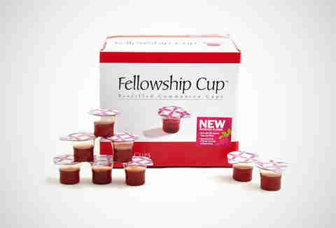 Communion To Go Cups