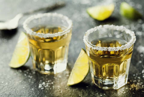 Tequila Shots Best Under 25