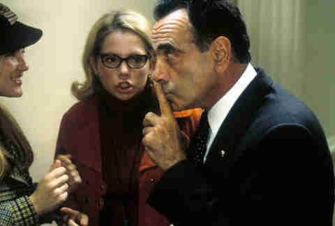 dan hedaya richard nixon dick michelle williams kirsten dunst