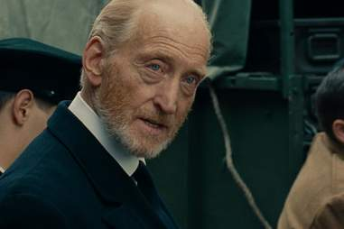 Charles Dance, The Imitation Game, Game of Thrones, Death