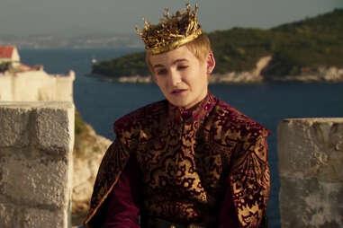 Joffrey, Game of Thrones, Crown, Death