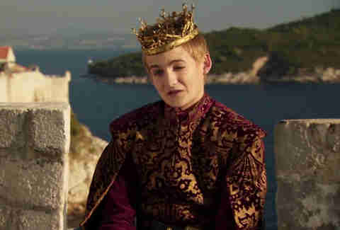 Joffrey, Game of Thrones, Crown, Death