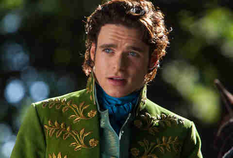 Cinderella, Richard Madden, Game of Thrones, death