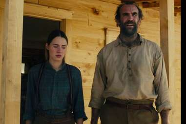 Slow West, Rory McCann, Game of Thrones, Death