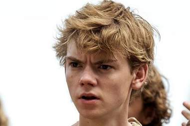 The Maze Runner, Thomas Brodie-Sangster, Game of Thrones, Newt