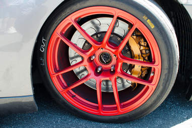 Lighter Wheels are Crucial to Performance