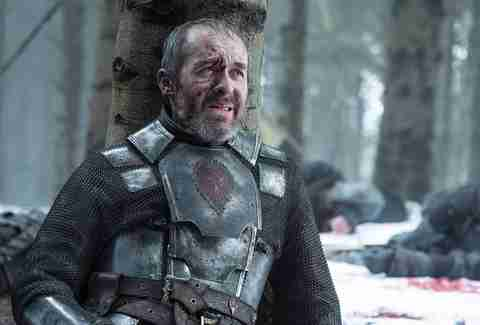 Game of Thrones, Stannis Baratheon, Death