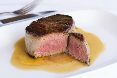 Steak at Osso Steakhouse
