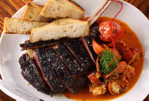 American Cut, surf & turf